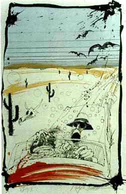 Find Ralph Steadman Prints