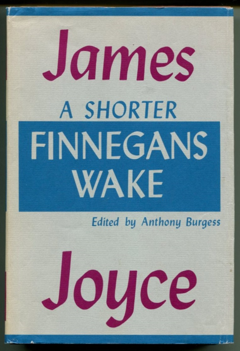 Anthony Burgess shorter finnegans wake