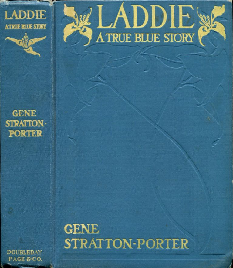 LADDIE: A True Blue Story. Gene Stratton-Porter.