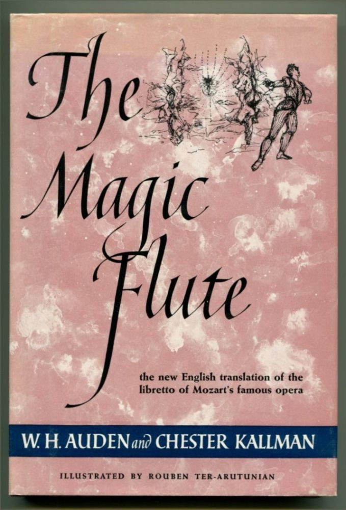 THE MAGIC FLUTE An Opera in Two Acts.