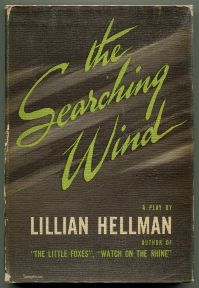 THE SEARCHING WIND A Play in Two Acts.