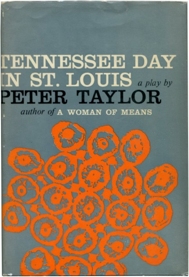 TENNESSEE DAY IN ST. LOUIS: A Comedy.