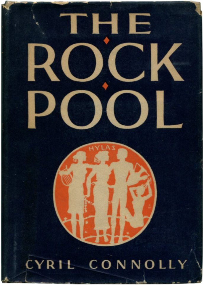 THE ROCK POOL. Cyril Connolly.