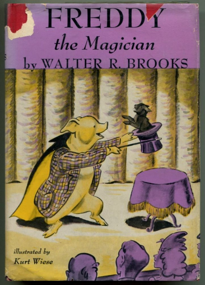 FREDDY THE MAGICIAN. Walter R. Brooks.