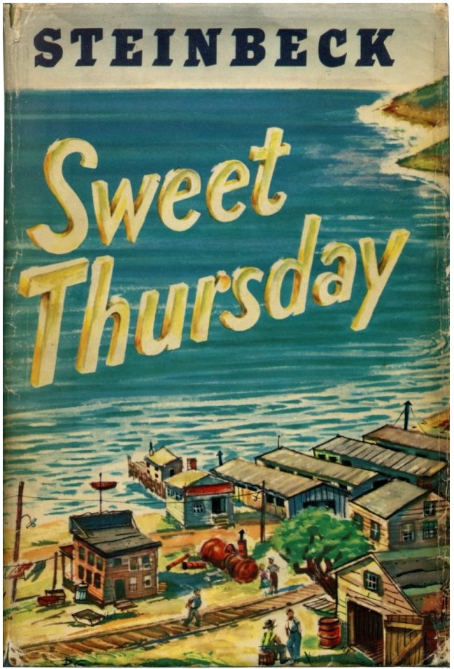 SWEET THURSDAY. John Steinbeck.