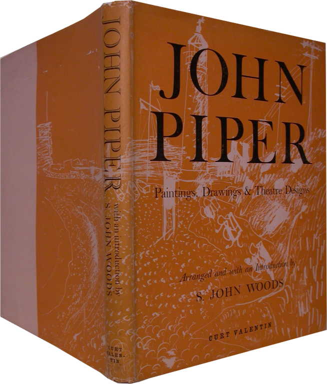 john piper paintings drawings theatre designs john piper. Black Bedroom Furniture Sets. Home Design Ideas