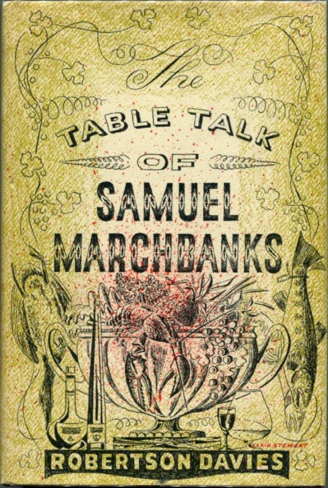 THE TABLE TALK OF SAMUEL MARCHBANKS.