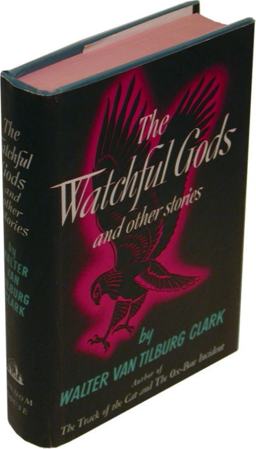 THE WATCHFUL GODS: and Other Stories.