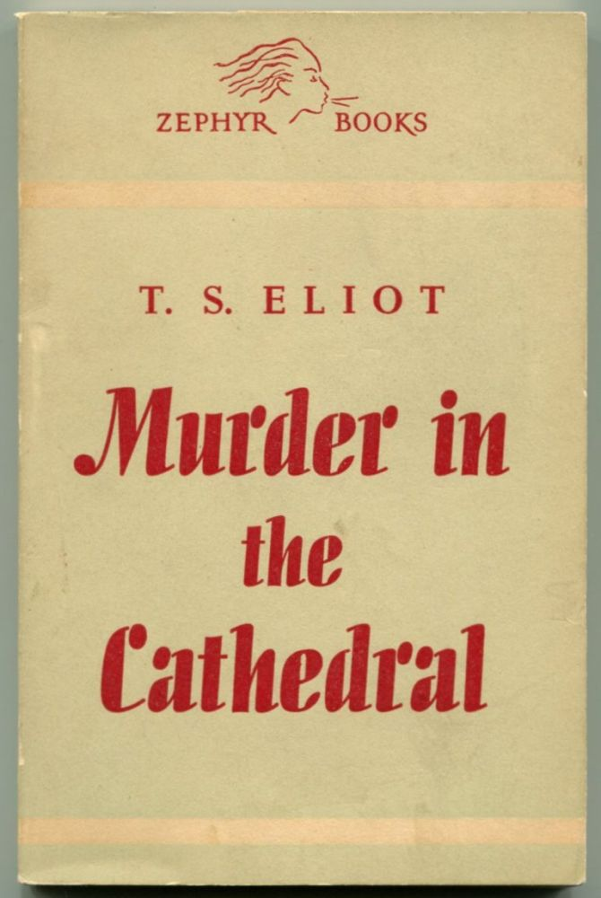 MURDER IN THE CATHEDRAL.