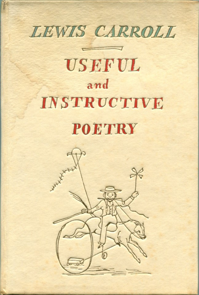 USEFUL AND INSTRUCTIVE POETRY.