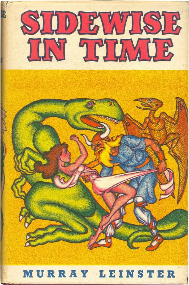 SIDEWISE IN TIME: And Other Scientific Adventures.