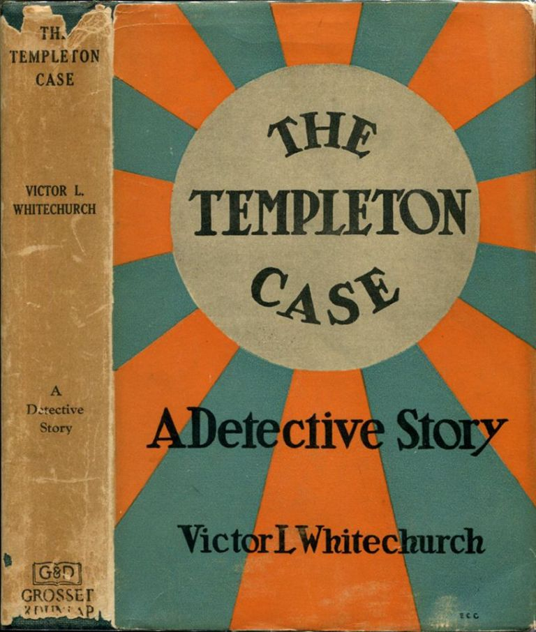 THE TEMPLETON CASE. Victor L. Whitechurch.