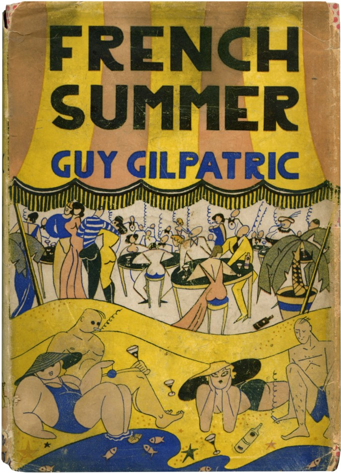 FRENCH SUMMER. Guy Gilpatric.