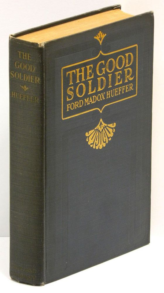THE GOOD SOLDIER.