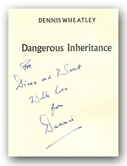 DANGEROUS INHERITANCE.