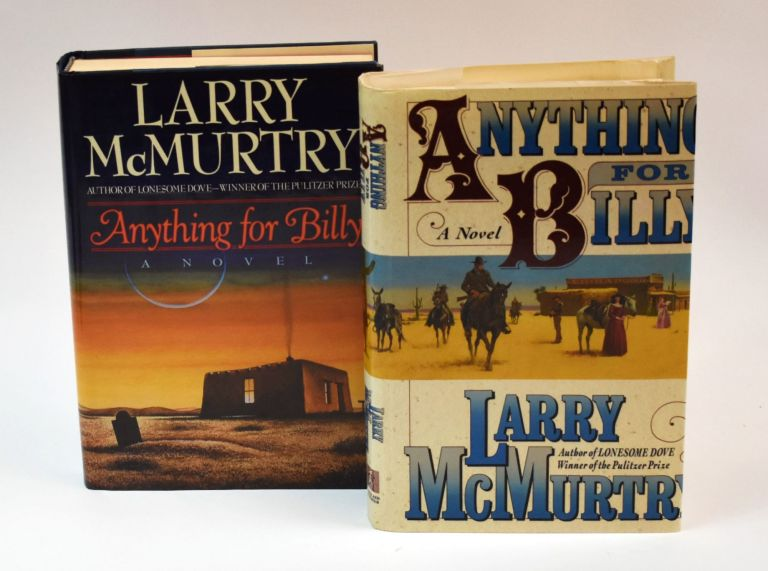 ANYTHING FOR BILLY. Larry McMurtry.