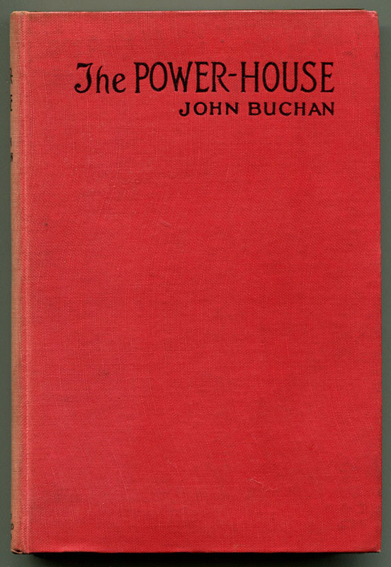 THE POWER-HOUSE. John Buchan.