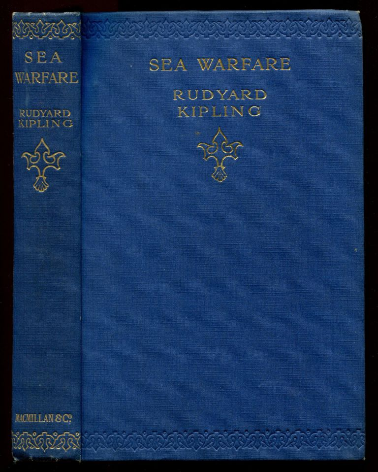 SEA WARFARE. Rudyard Kipling.