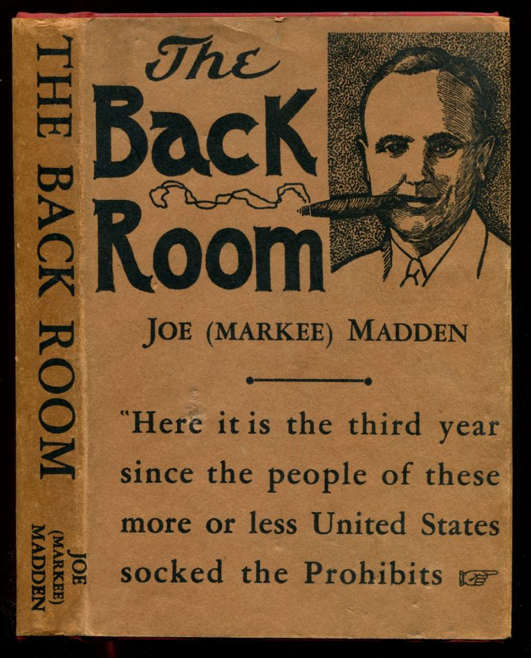 THE BACK ROOM. Joe Madden, Markee.