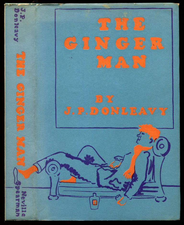 THE GINGER MAN. J. P. Donleavy.