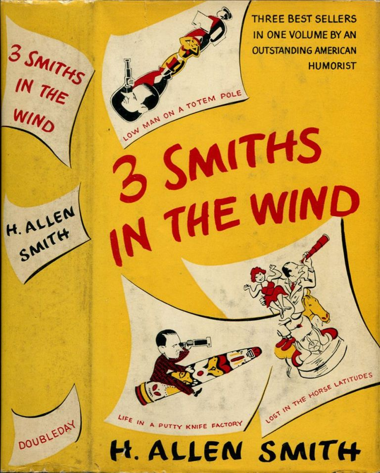 3 SMITHS IN THE WIND.