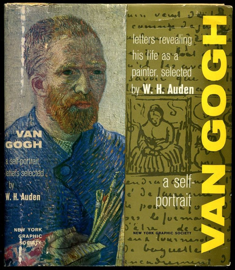 VAN GOGH: A Self-Portrait.