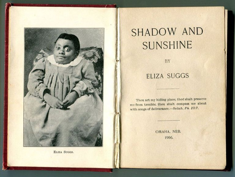 SHADOW AND SUNSHINE [cover title SHADOWS AND SUNSHINE].