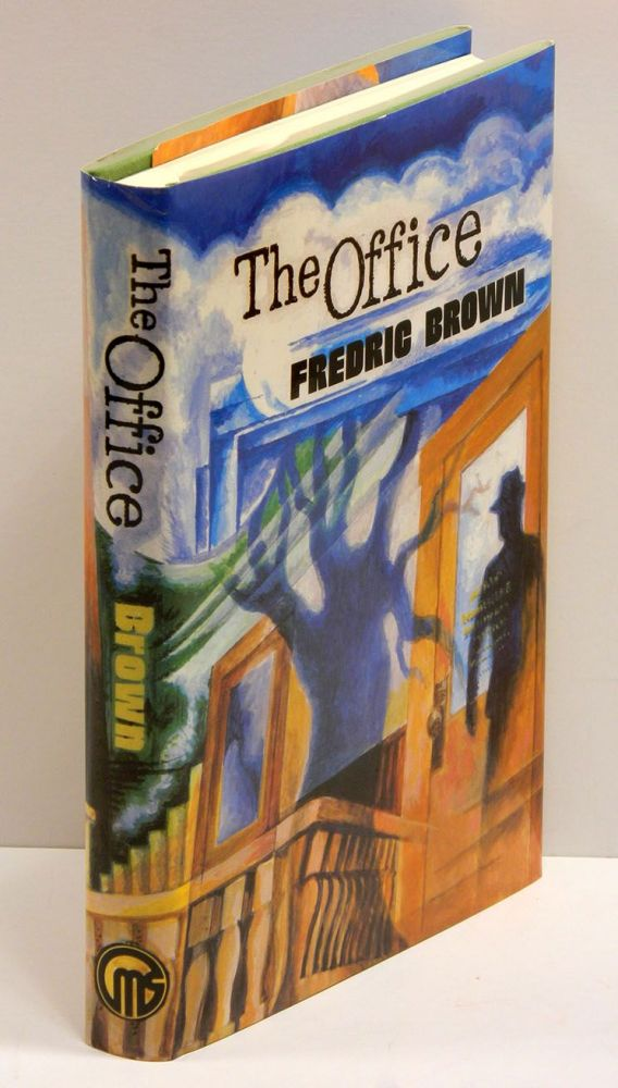 THE OFFICE; [BOOK & ORIGINAL PAINTING].