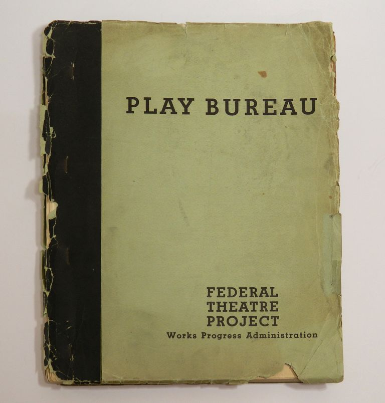 Tower Beyond Tragedy; [Synopsis in 90 NEW PLAYS: Play Bureau Publication No. 4]. Robinson Jeffers, Christopher Isherwood, W. H. Auden, Aldous Huxley.