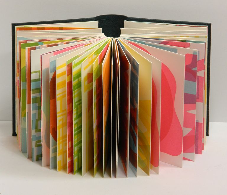 LUMINOUS: [VARIATION #1, HOT DOUG'S SAUSAGE SUPERSTORE]. Sarah Nicholls, Artist's Books.