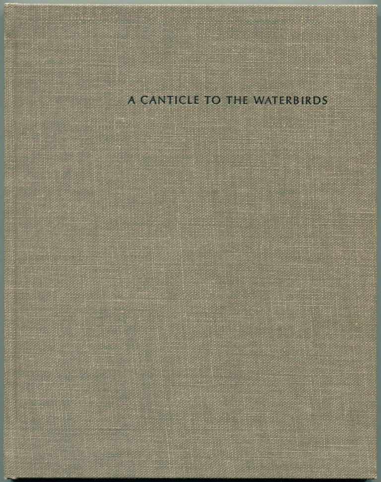 A CANTICLE TO THE WATERBIRDS. William Everson, Allen Say, as Brother Antoninus.