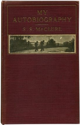 MY AUTOBIOGRAPHY. Willa Cather