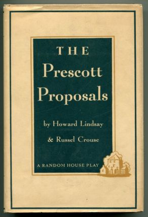 THE PRESCOTT PROPOSALS.