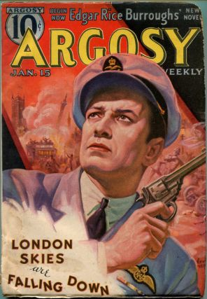CARSON OF VENUS: in ARGOSY - Volume 278, Number 6. Edgar Rice Burroughs