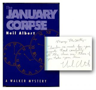 THE JANUARY CORPSE. Neil Albert