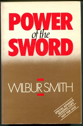 POWER OF THE SWORD. Wilbur Smith