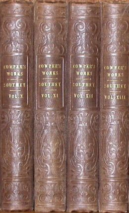 THE WORKS OF WILLIAM COWPER: His Poems, Correspondence and Translations. William Cowper