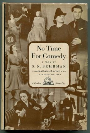 NO TIME FOR COMEDY. S. N. Behrman