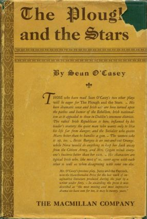 THE PLOUGH AND THE STARS A Tragedy in Four Acts. Sean O'Casey.