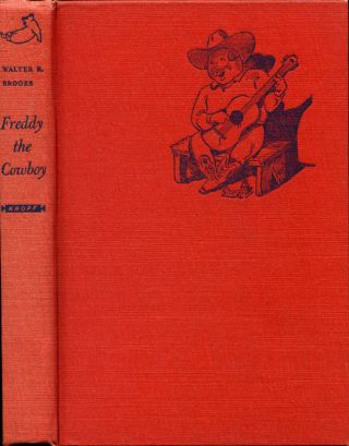 FREDDY THE COWBOY. Walter R. Brooks