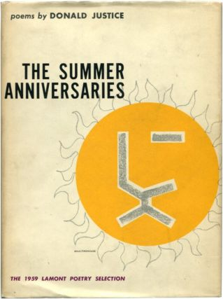 THE SUMMER ANNIVERSARIES. Donald Justice.