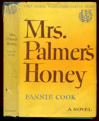 MRS. PALMER'S HONEY.