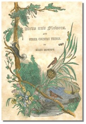 BIRDS AND FLOWERS: And Other Country Things.