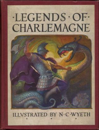 LEGENDS OF CHARLEMAGNE.
