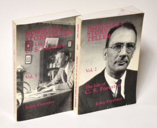 NOVELIST AND STORYTELLER: THE LIFE OF C. S. FORESTER. C. S. Forester, John Forester.