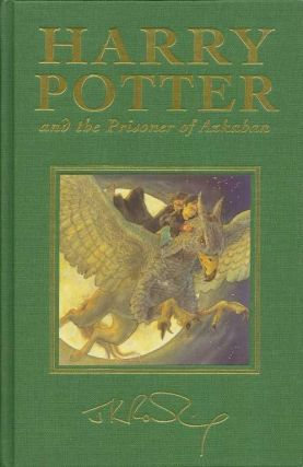 HARRY POTTER AND THE PRISONER OF AZKABAN. J. K. Rowling.