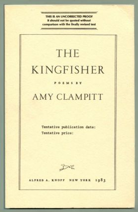 THE KINGFISHER. Amy Clampitt.