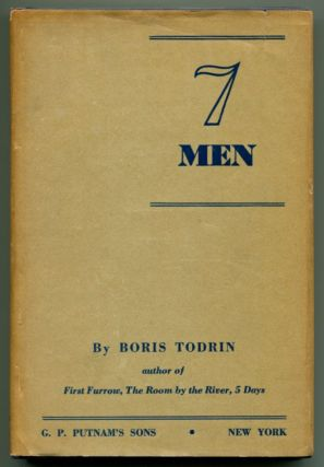 7 MEN. Boris Todrin.