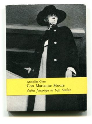 CON MARIANNE MOORE.