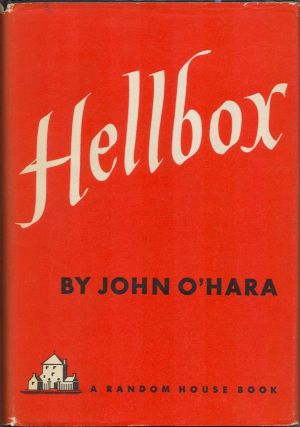 HELLBOX. John O'Hara.